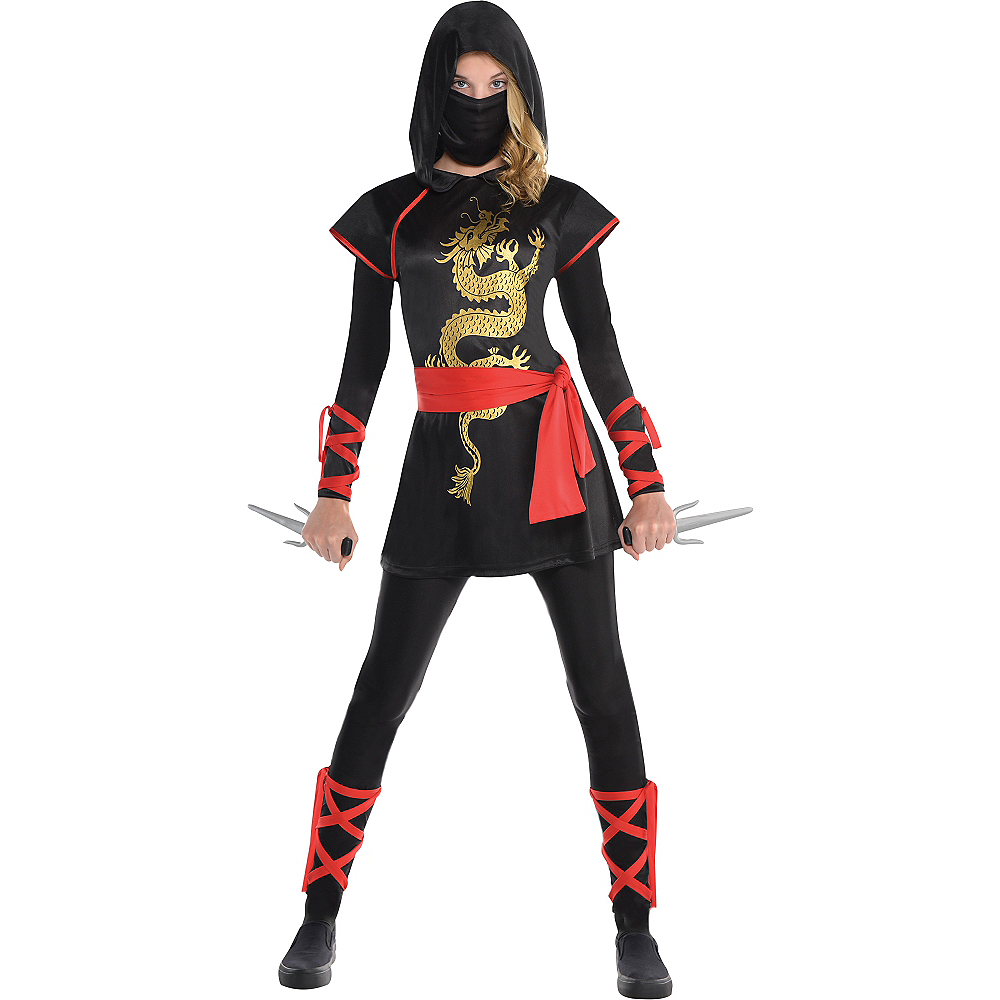 Adult Ultimate Ninja Costume Image #1