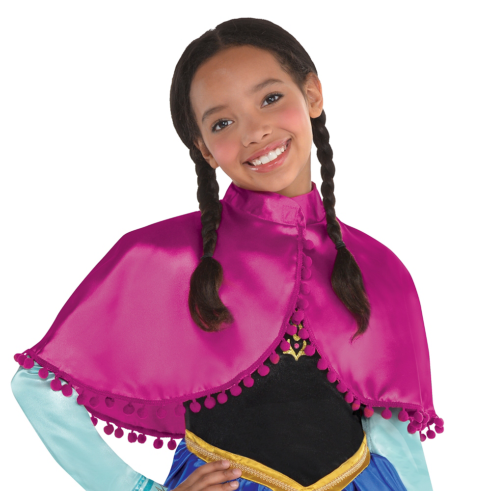 Nav Item for Girls Anna Costume - Frozen Image #2