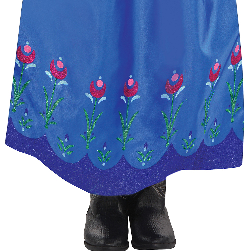 Nav Item for Girls Anna Costume - Frozen Image #3