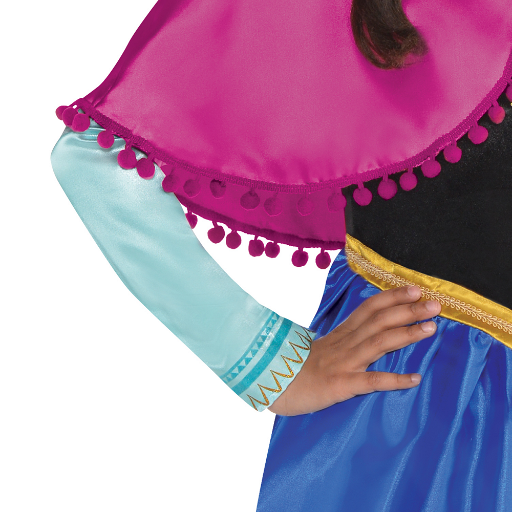 Girls Anna Costume - Frozen Image #4