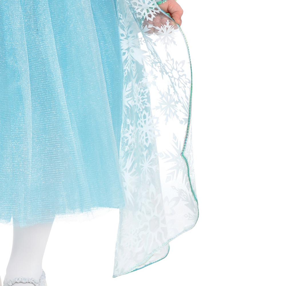Girls Elsa Costume Premier - Frozen Image #3