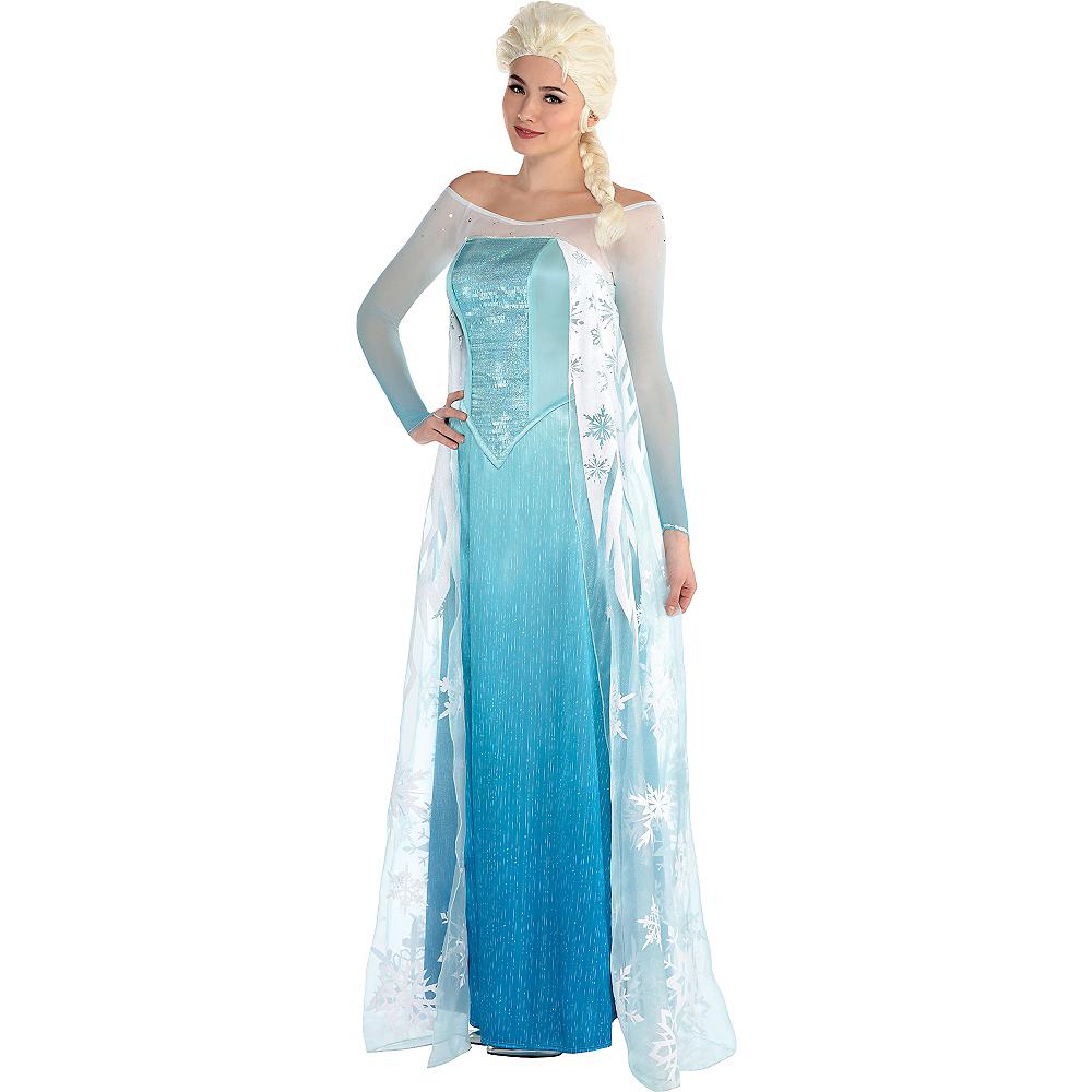 Adult Elsa Costume - Frozen Image #1
