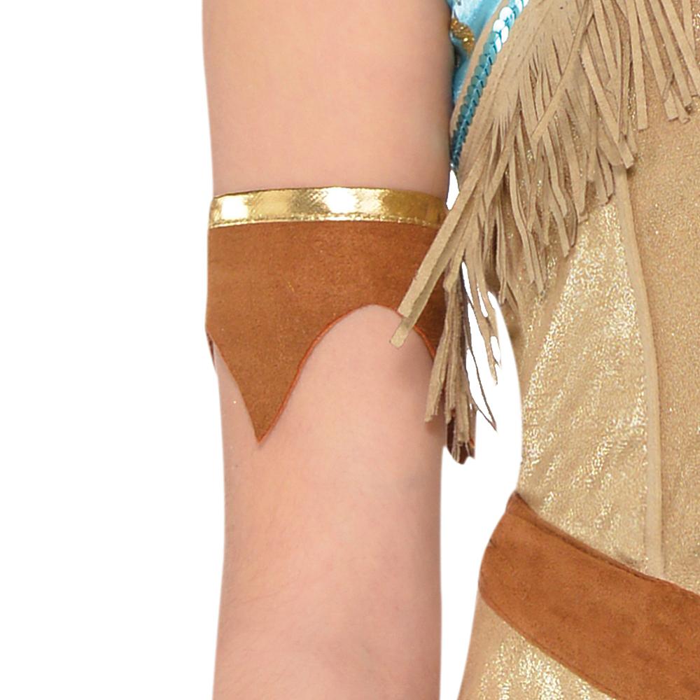 Girls Pocahontas Costume Image #2