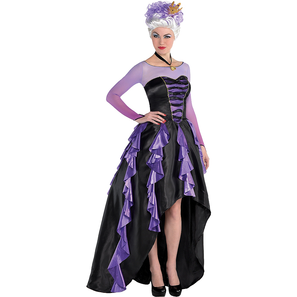 Nav Item for Womens Ursula Costume Couture - The Little Mermaid Image  1 ... 0147818a1f