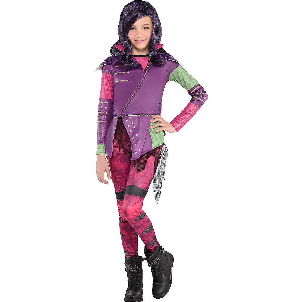 Girls Mal Costume - Disney Descendants