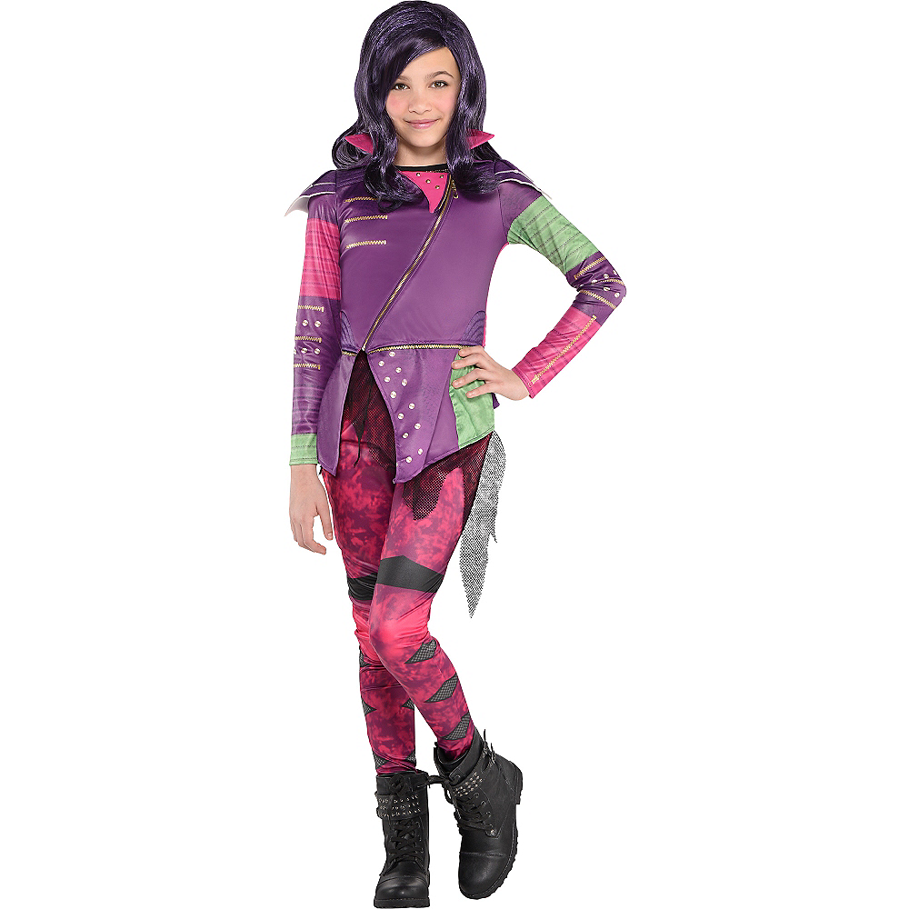 Girls Mal Costume