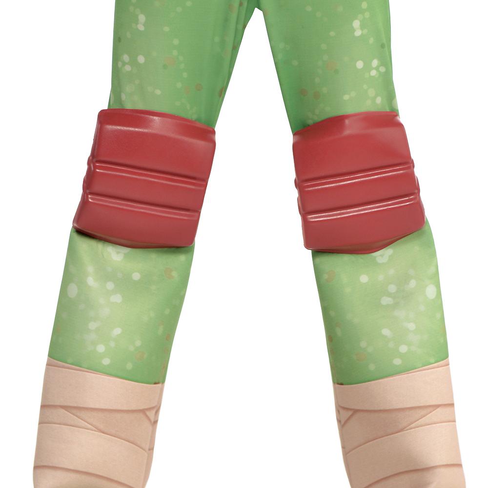 Boys Leonardo Muscle Costume - Teenage Mutant Ninja Turtles Image #4