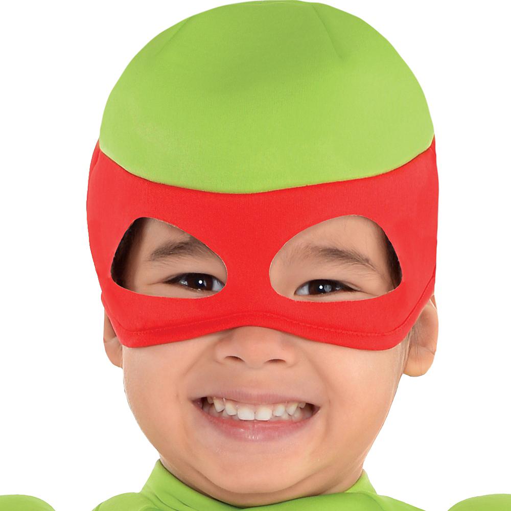 Toddler Boys Raphael Muscle Costume - Teenage Mutant Ninja Turtles Image #2