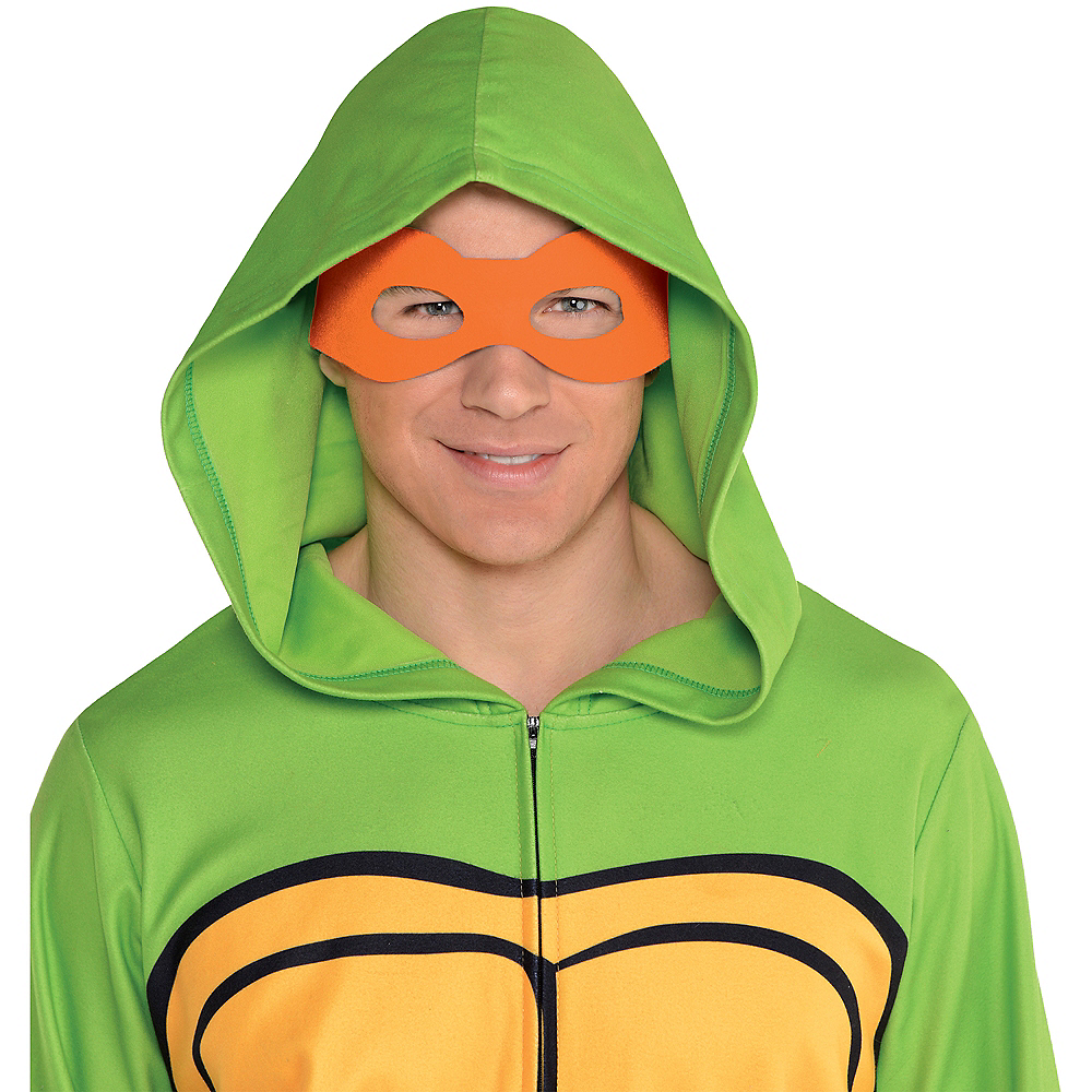 Zipster Teenage Mutant Ninja Turtles One Piece Costume Image #2