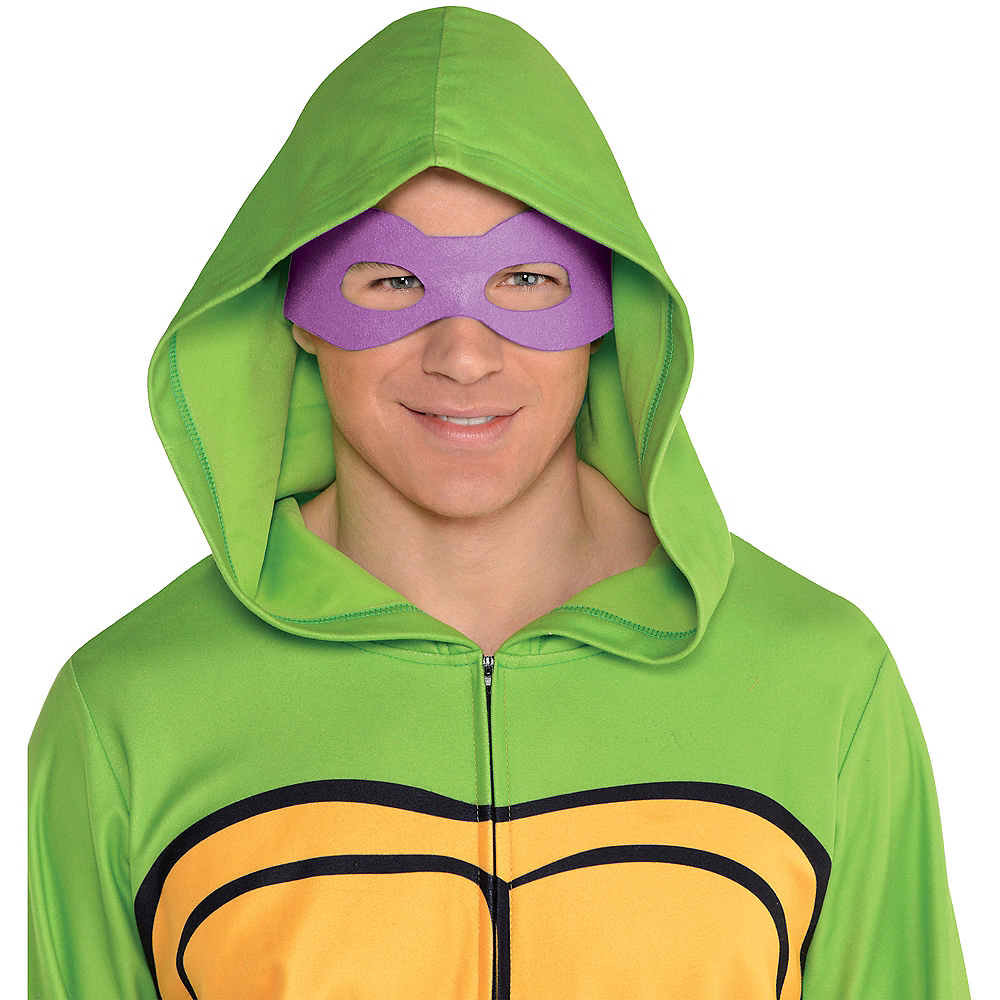 Zipster Teenage Mutant Ninja Turtles One Piece Costume Image #3