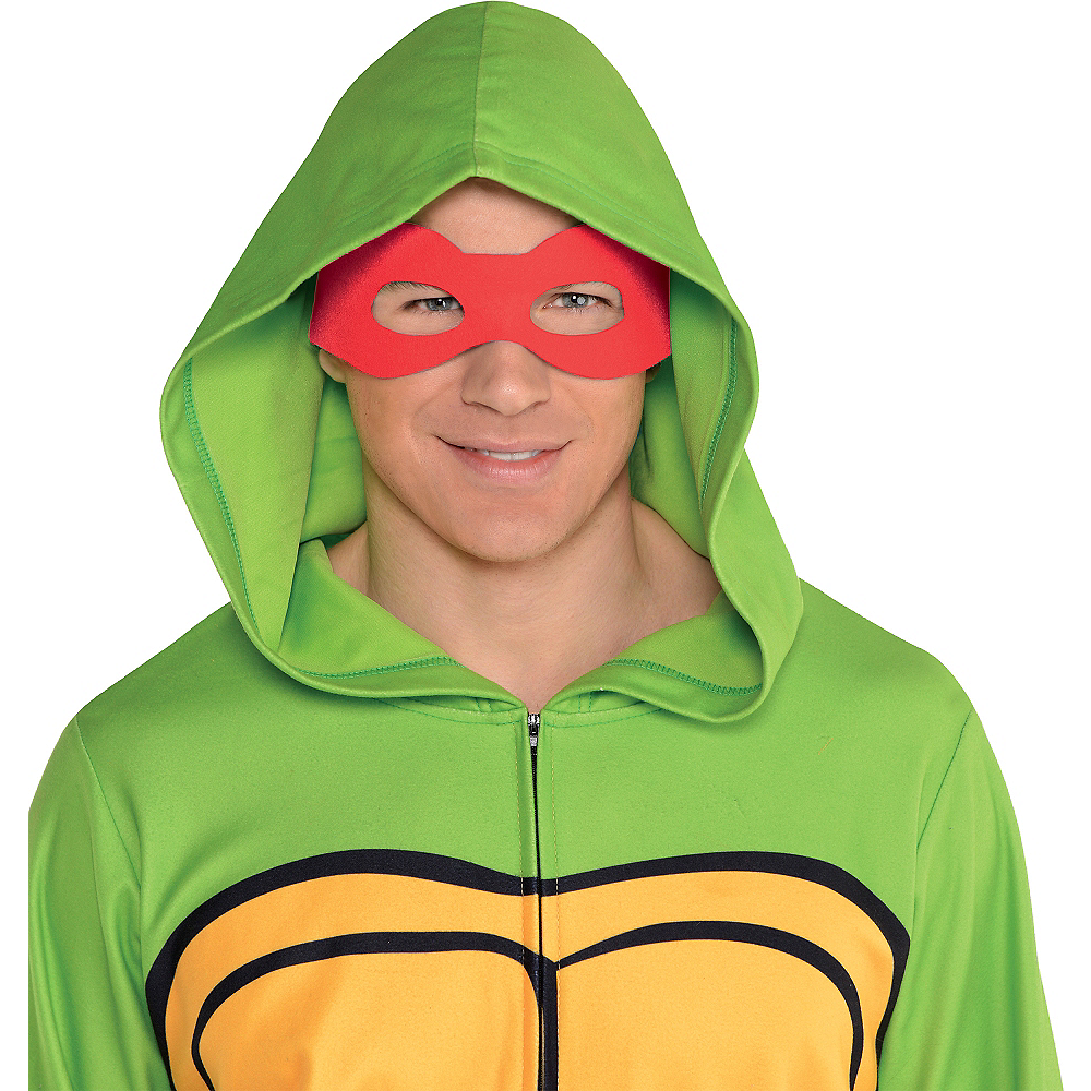 Zipster Teenage Mutant Ninja Turtles One Piece Costume Image #5