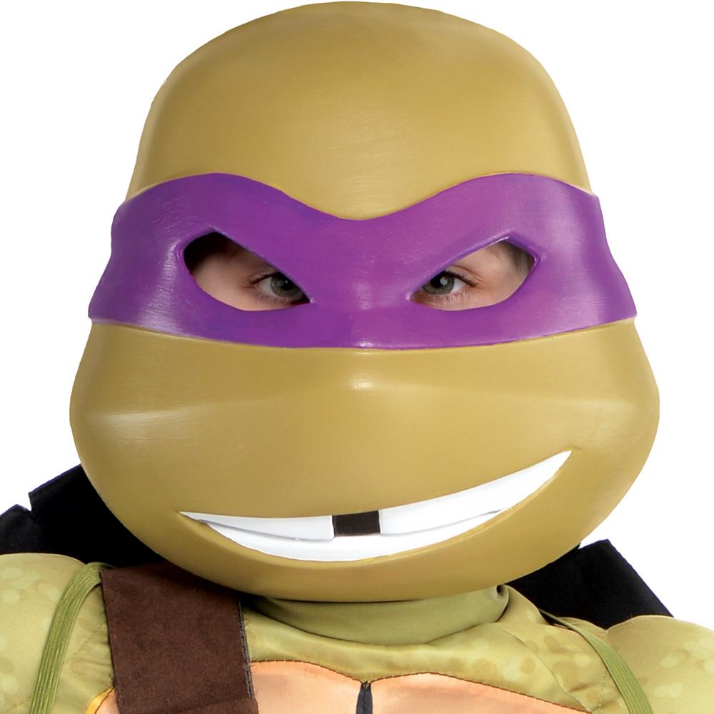 Boys Donatello Muscle Costume - Teenage Mutant Ninja Turtles Image #2