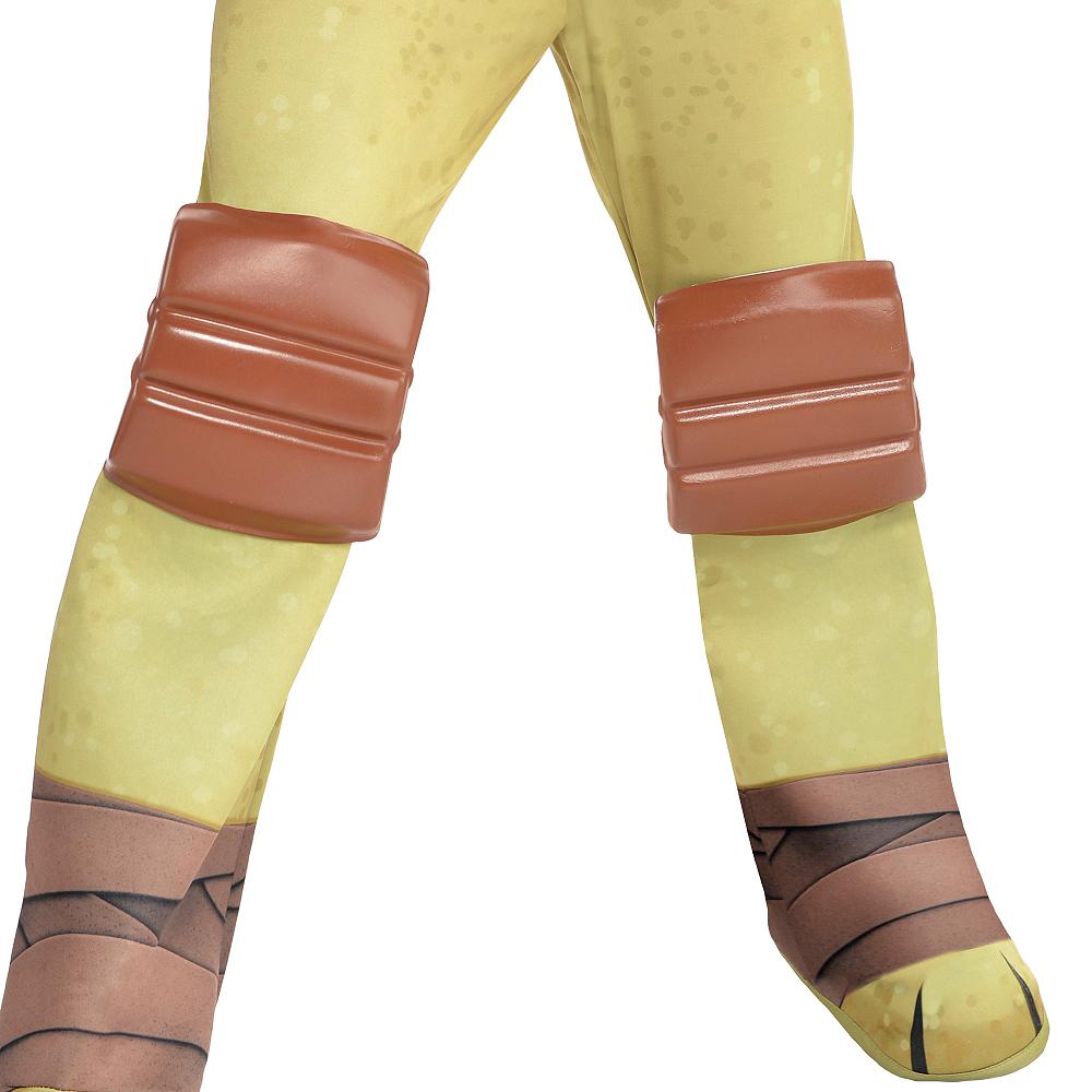 Boys Donatello Muscle Costume - Teenage Mutant Ninja Turtles Image #4