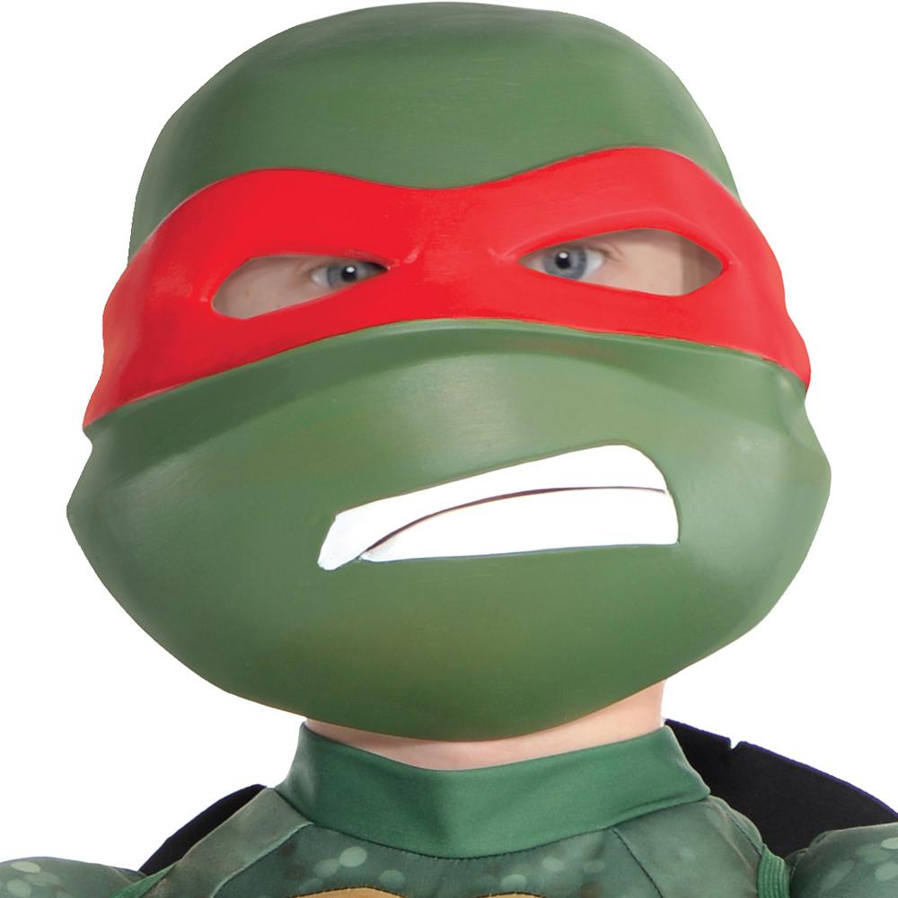 Boys Raphael Muscle Costume - Teenage Mutant Ninja Turtles Image #2