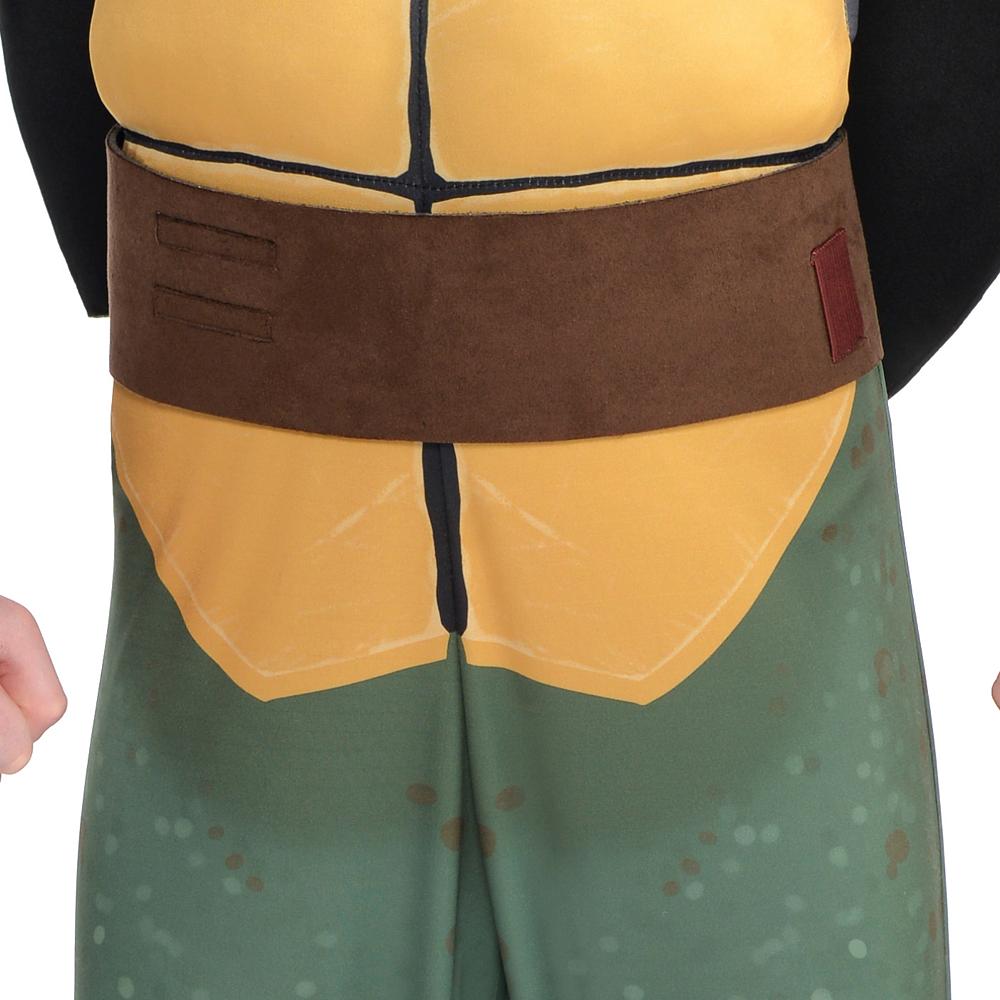 Boys Raphael Muscle Costume - Teenage Mutant Ninja Turtles Image #3