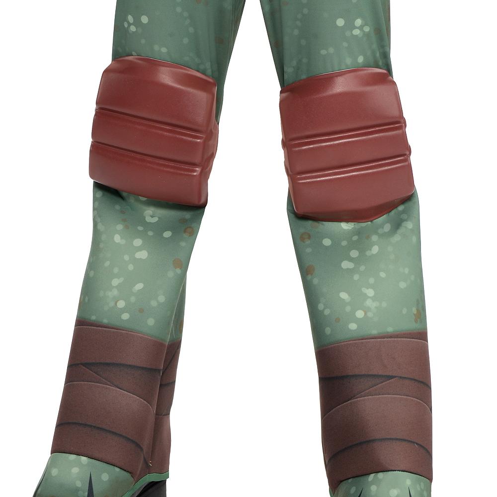 Boys Raphael Muscle Costume - Teenage Mutant Ninja Turtles Image #4