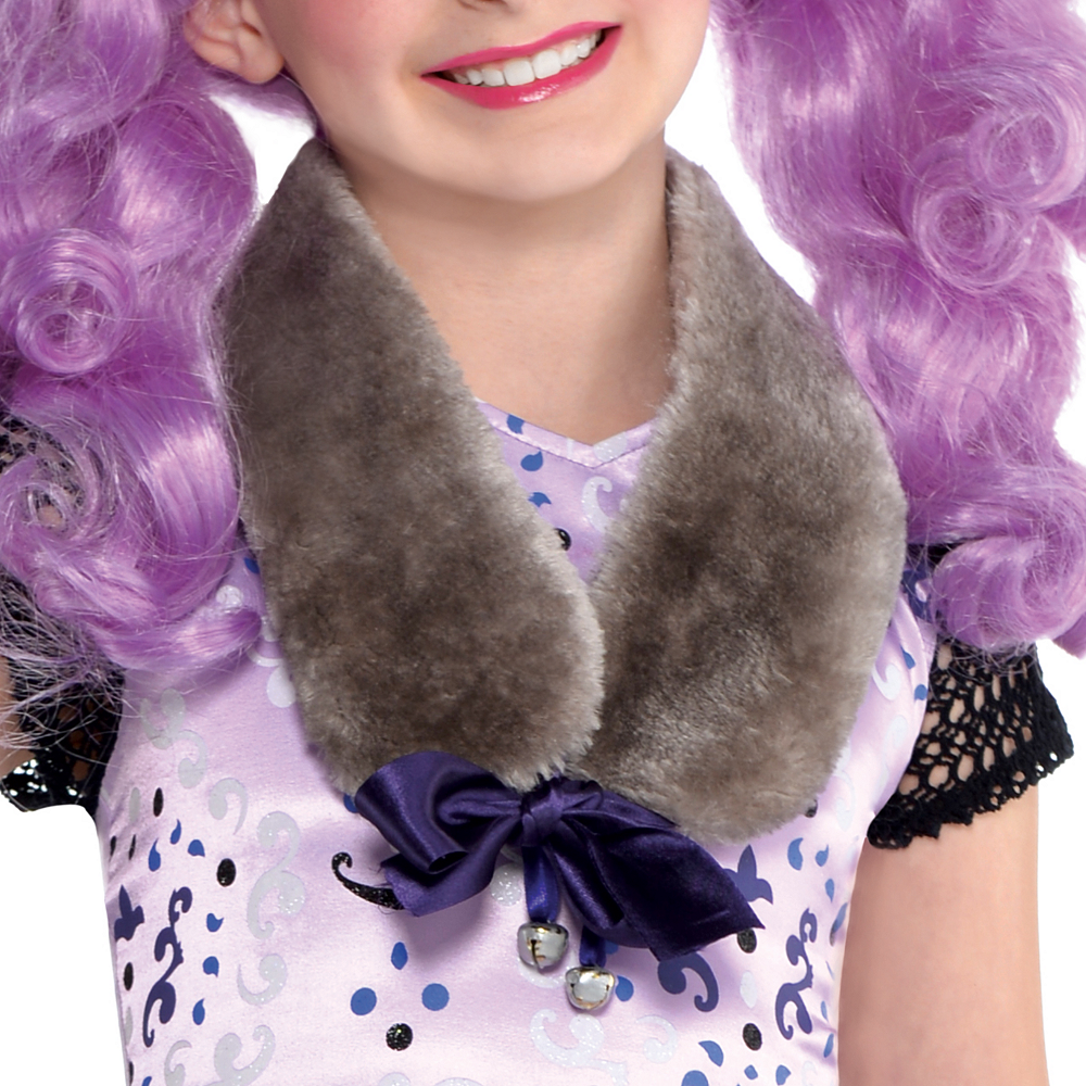 Girls Kitty Cheshire Costume - Ever After High Image #4