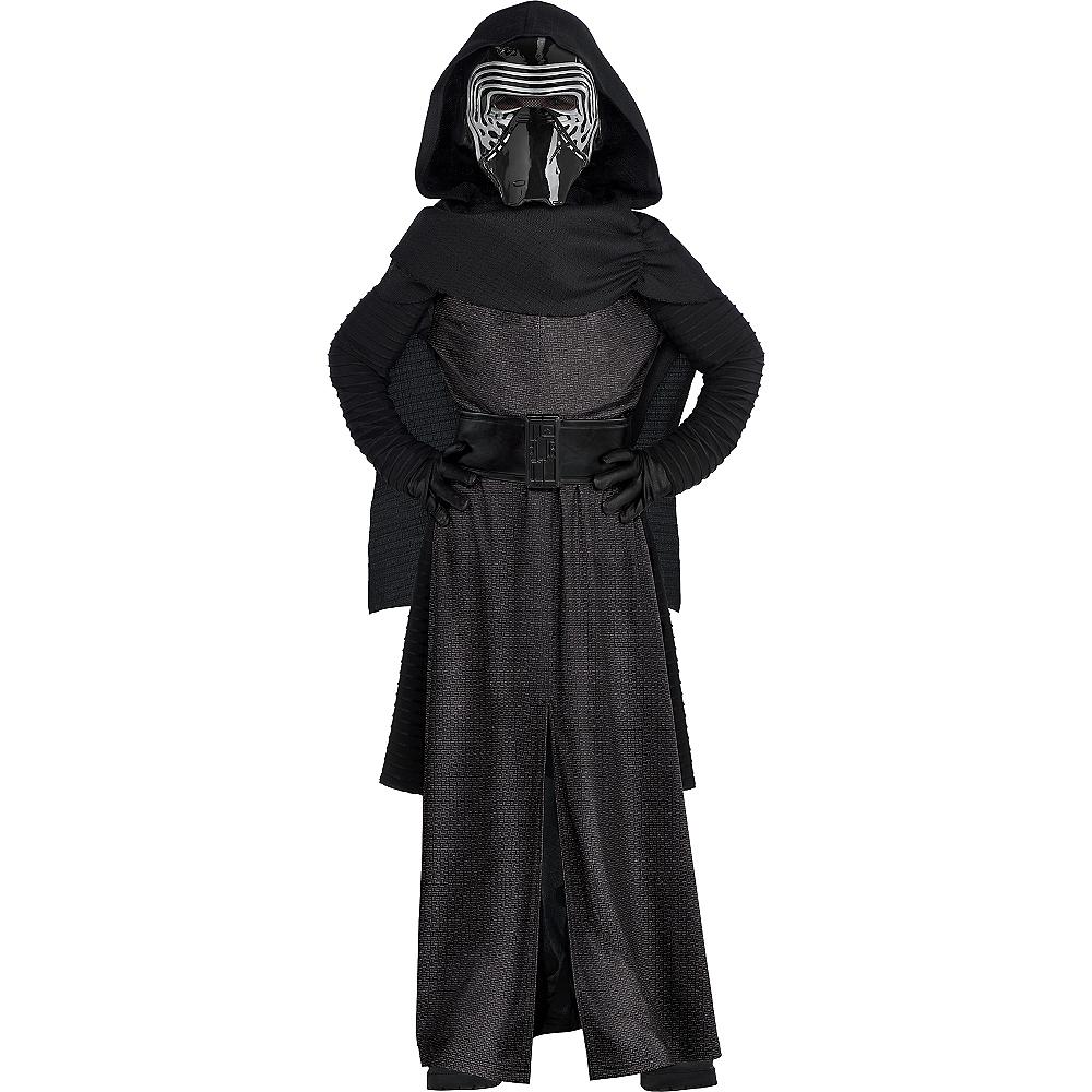Boys Kylo Ren Costume Deluxe - Star Wars 7 The Force Awakens Image #1