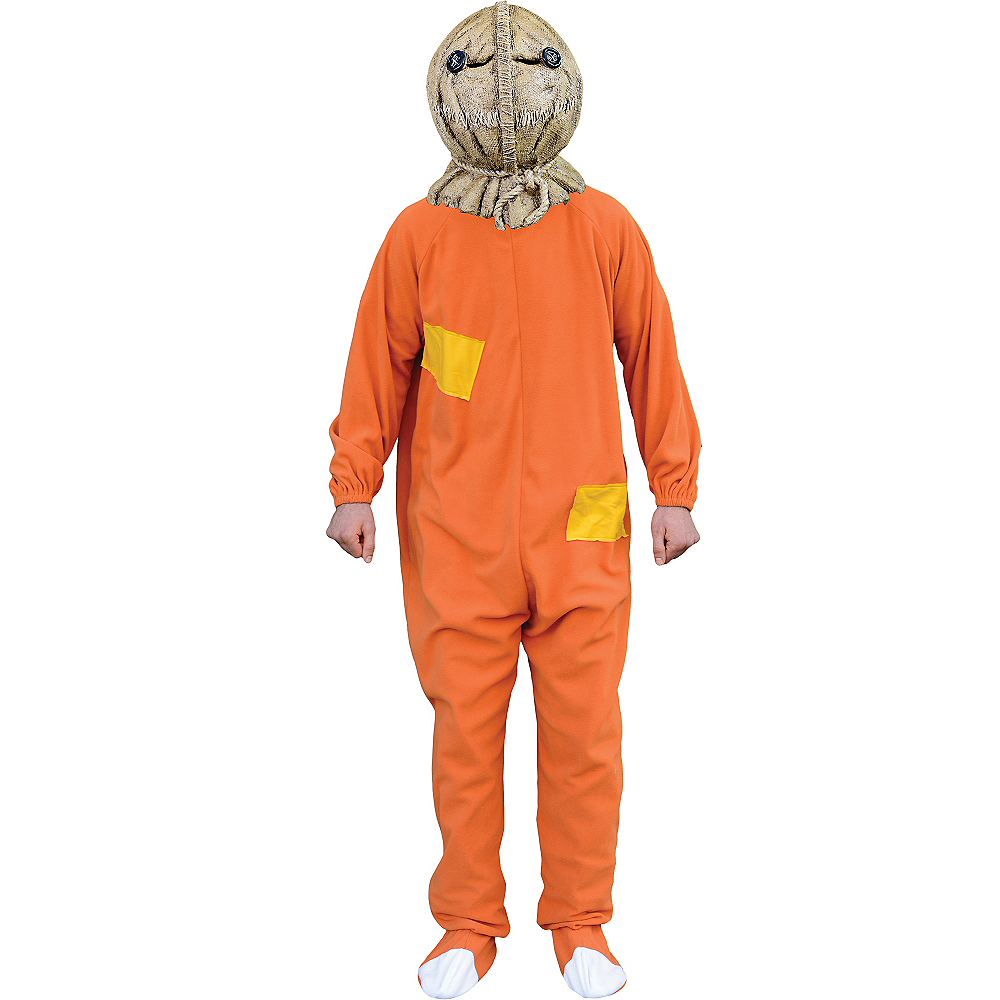 Adult Sam Costume - Trick 'r Treat Image #1