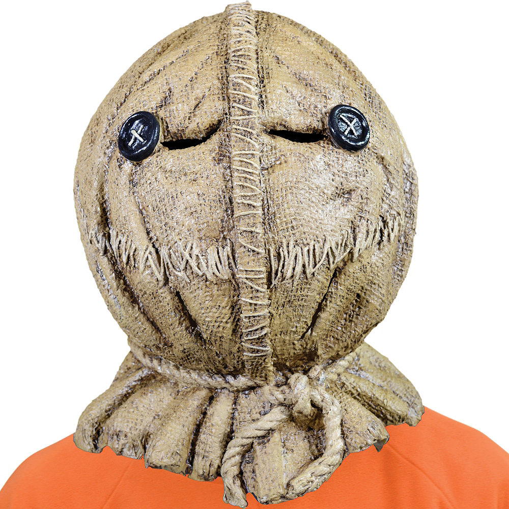 Adult Sam Costume - Trick 'r Treat Image #2