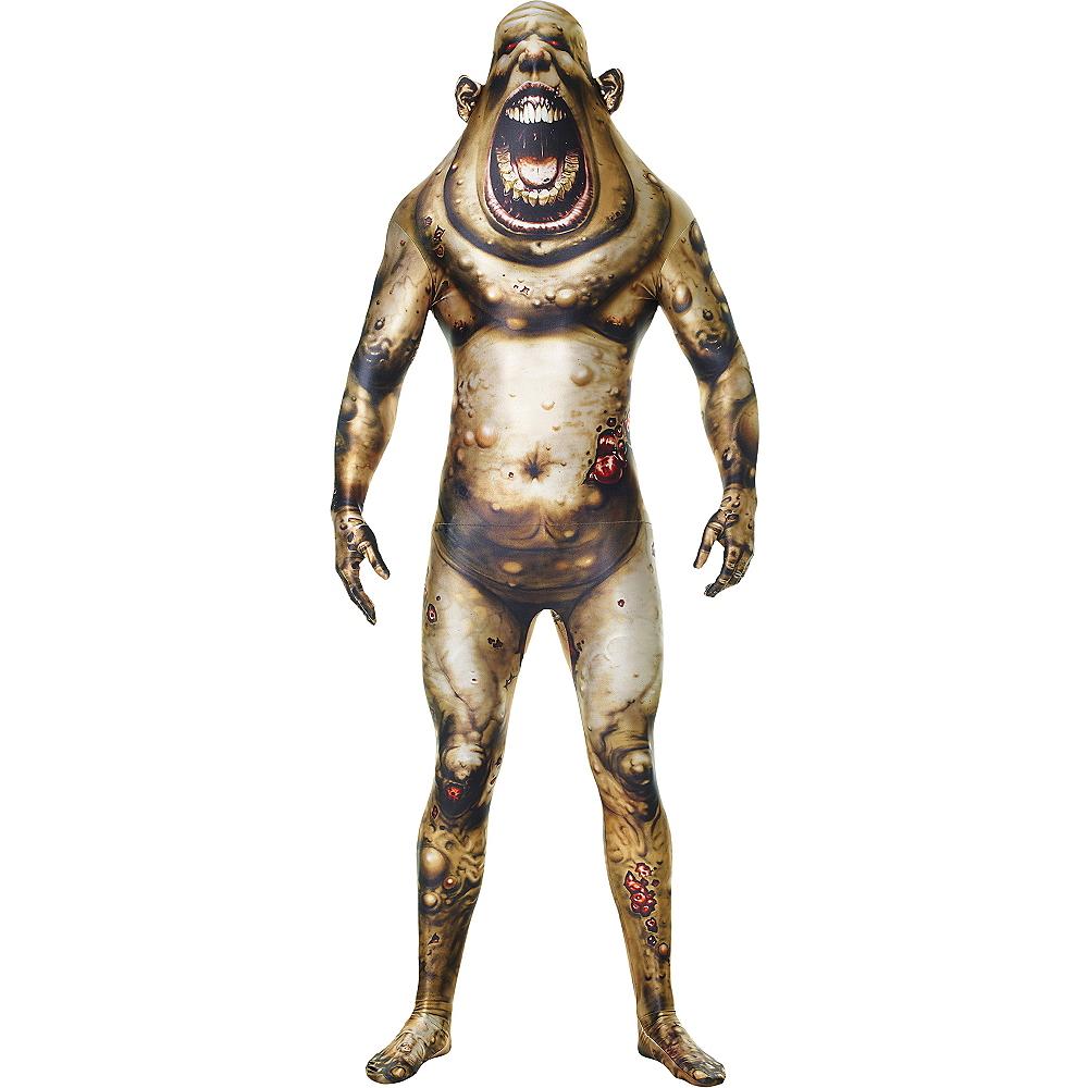 Adult Boil Monster Goblin Morphsuit Image #1