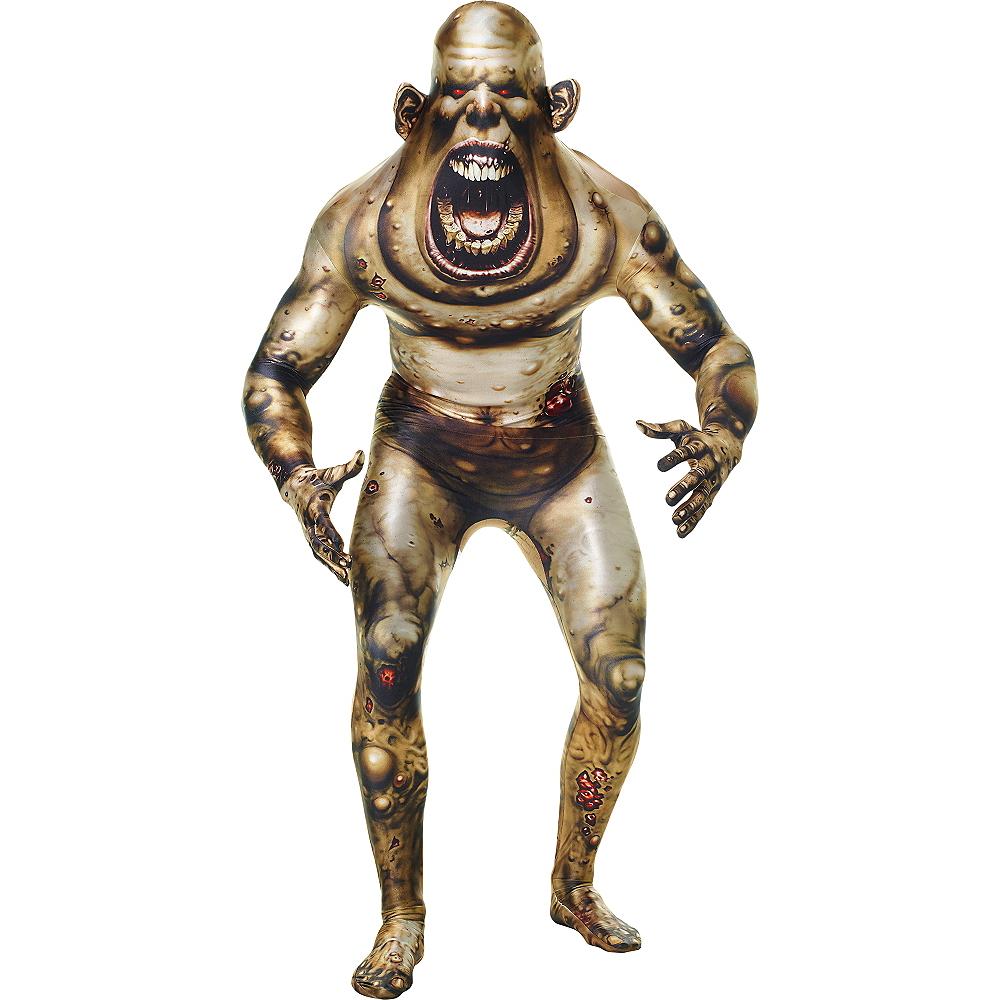 Adult Boil Monster Goblin Morphsuit Image #3