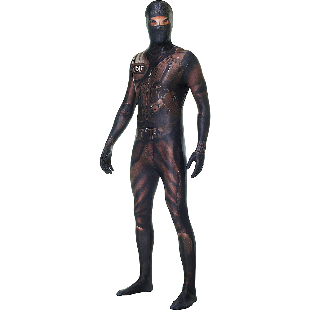 Nav Item for Adult SWAT Morphsuit Image #2