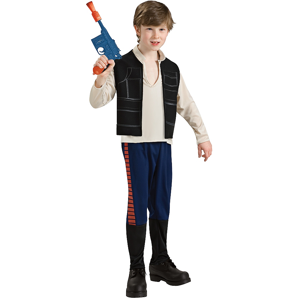 Boys Han Solo Costume - Star Wars Image #1