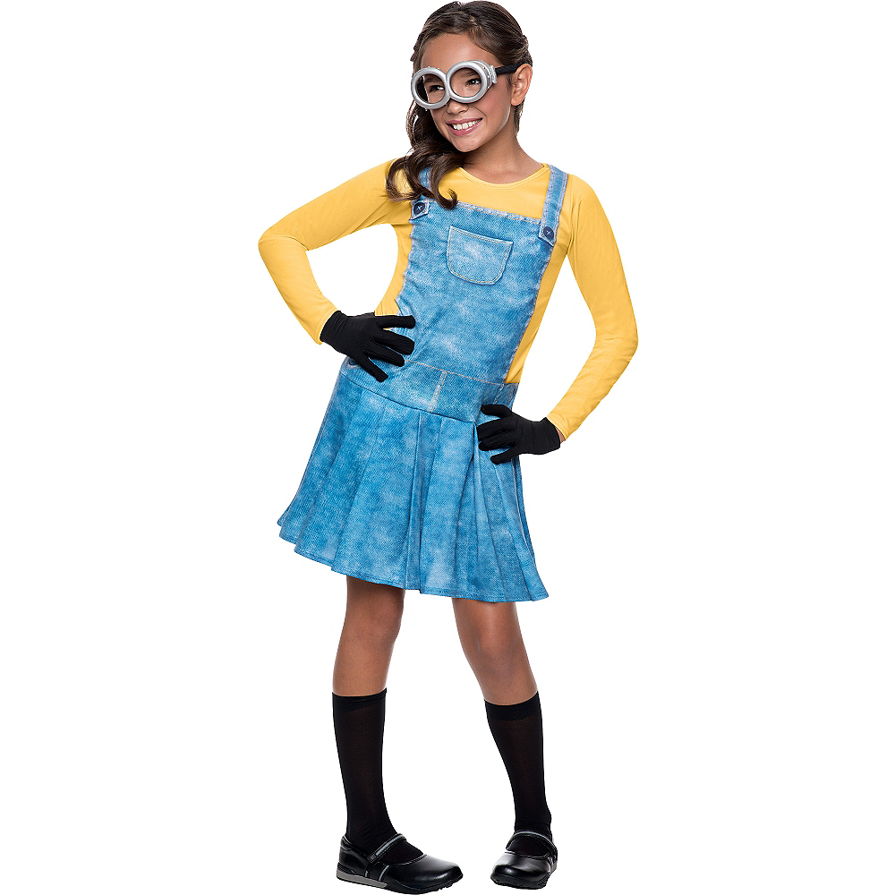 Girls Minion Costume - Minions Movie Image #1
