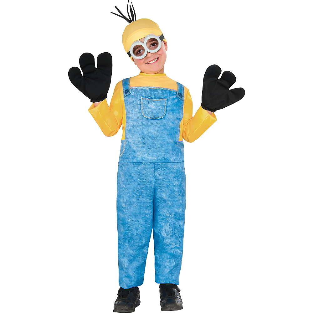 Nav Item for Boys Kevin Minion Costume - Minions Movie Image #1