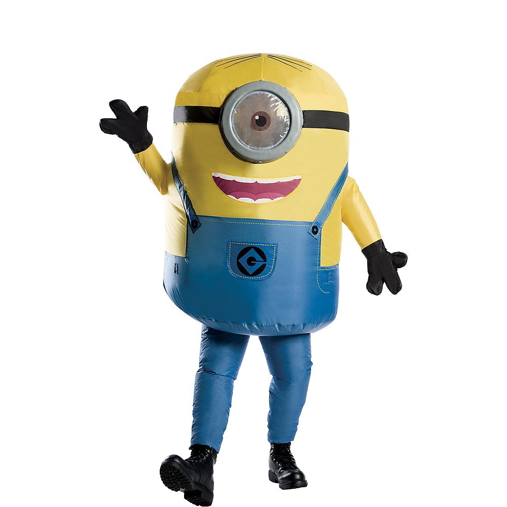 512ec97f2 Adult Inflatable Stuart Costume - Despicable Me 3