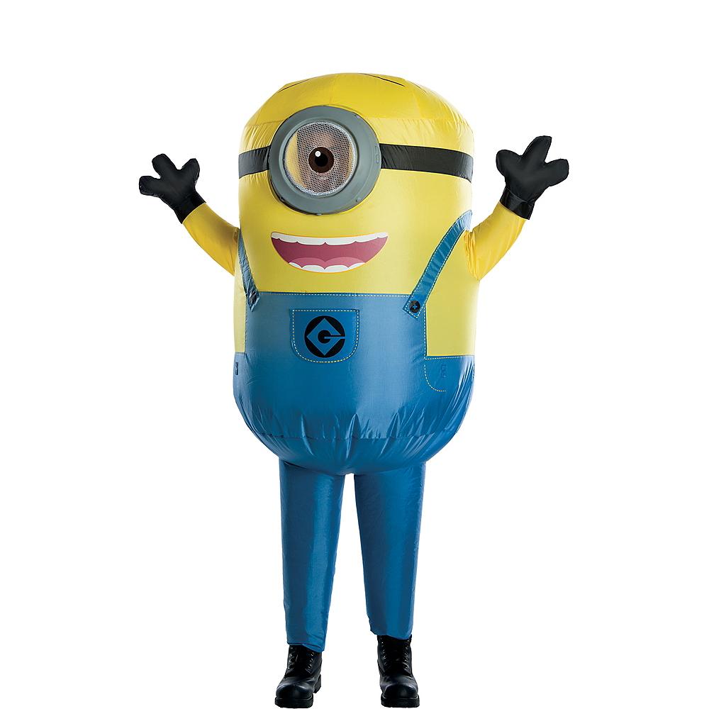 Child Inflatable Stuart Costume - Despicable Me 3 Image #1