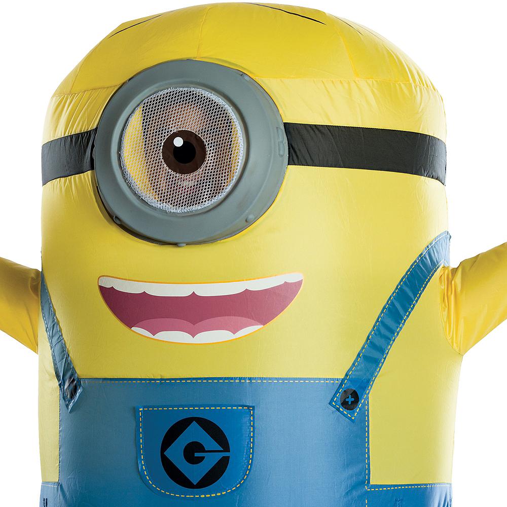 Child Inflatable Stuart Costume - Despicable Me 3 Image #2