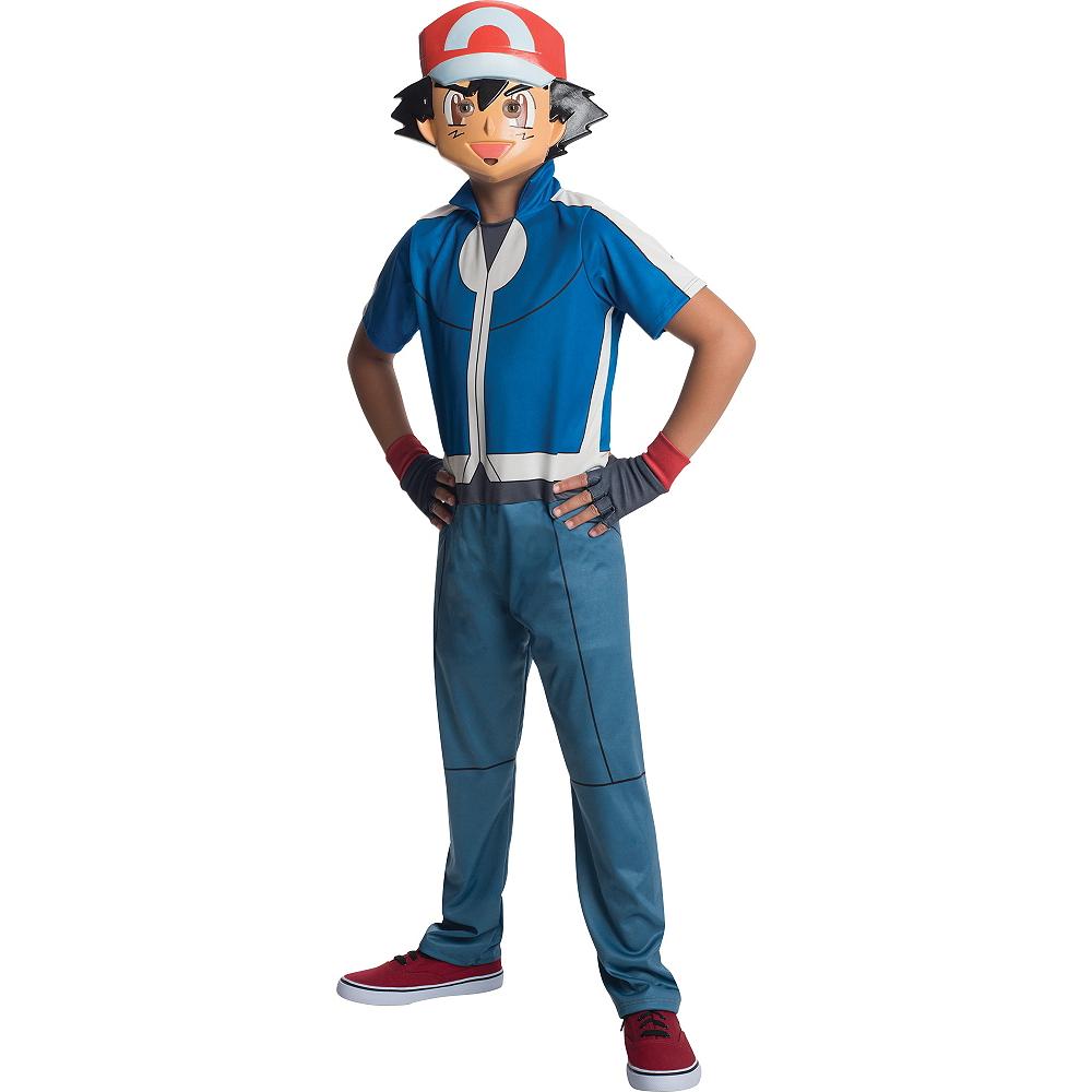 Boys Ash Costume - Pokemon Image #1