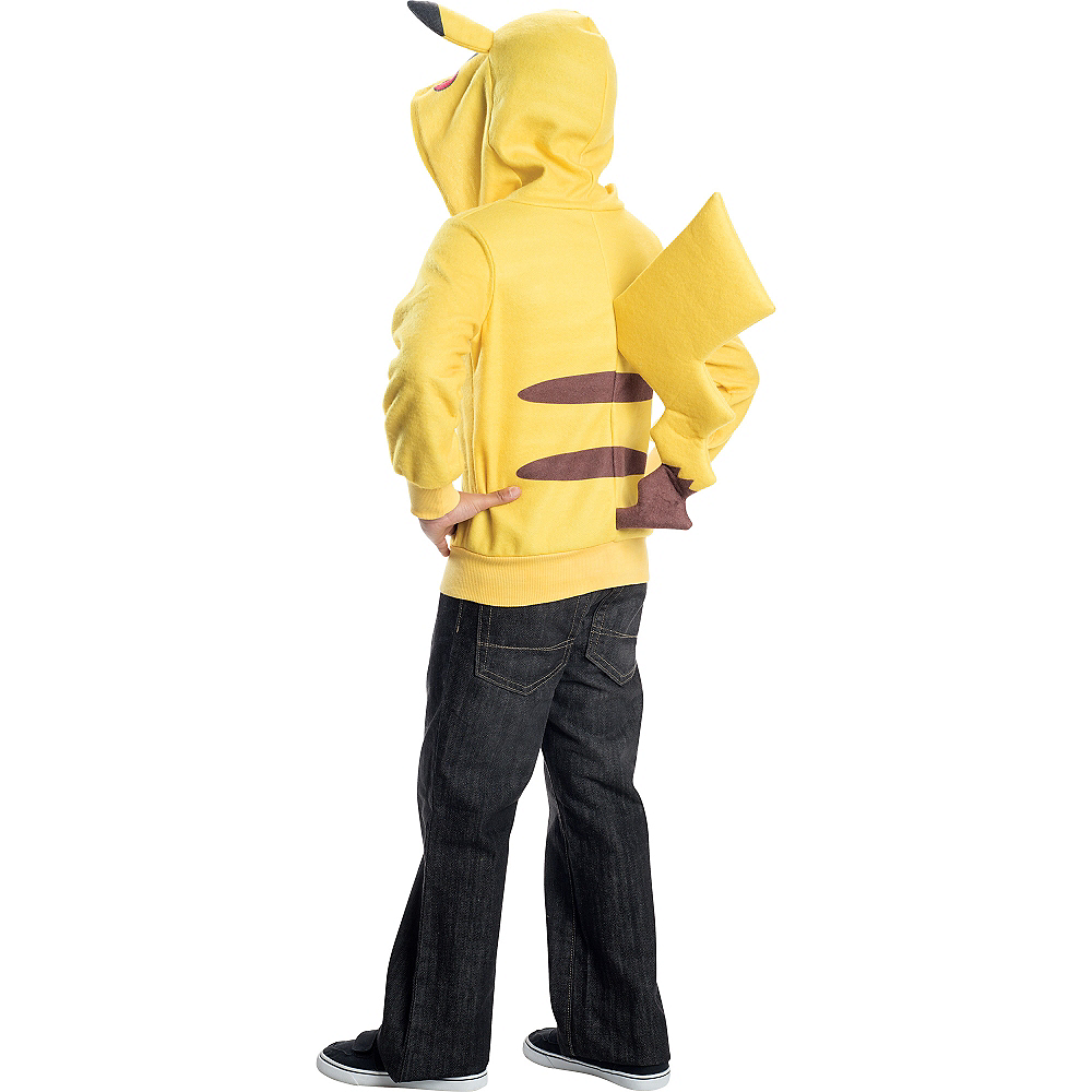 Child Pikachu Hoodie - Pokemon Image #2