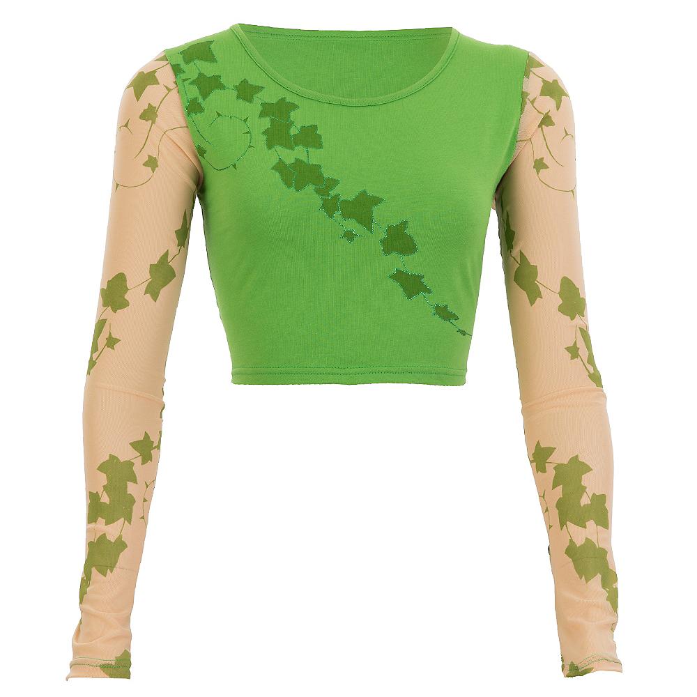 Poison Ivy Crop Top - Batman Image #1