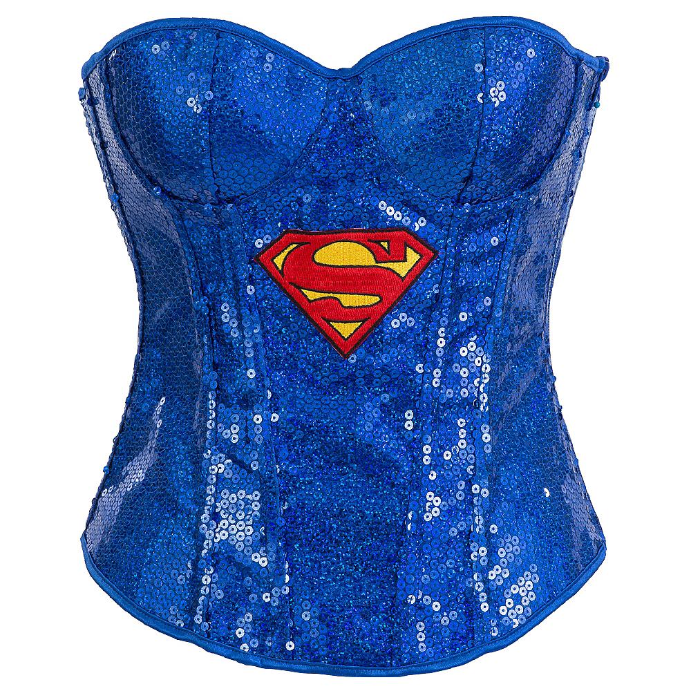 Supergirl Bustier Deluxe Image #1