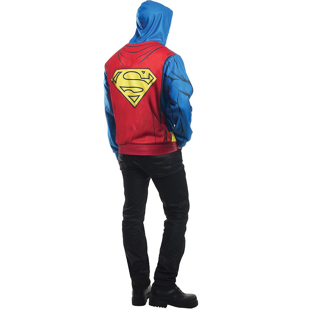 Superman Zip-Up Hoodie Image #2
