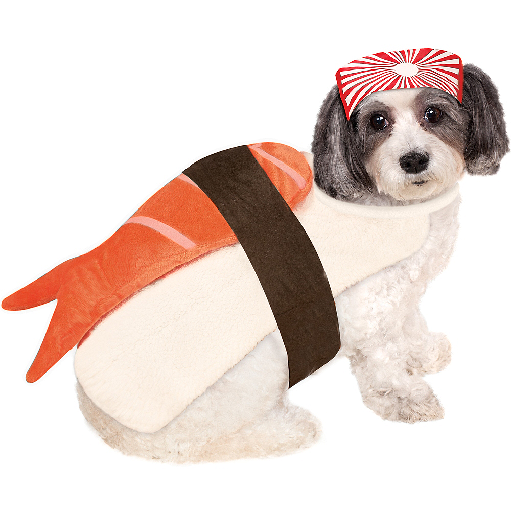 Sushi Dog Costume Image #1