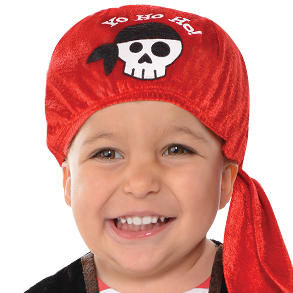 Baby Buccaneer Pirate Costume Image #2