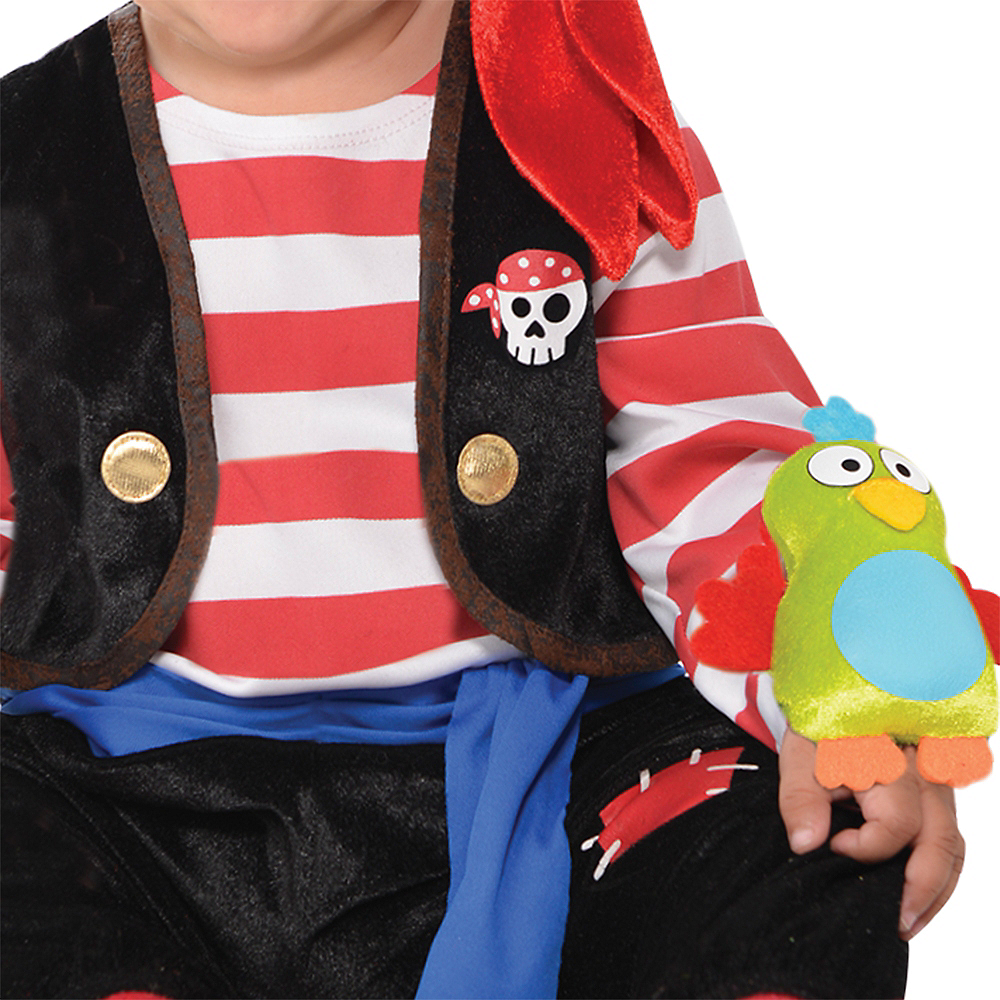 Baby Buccaneer Pirate Costume Image #3