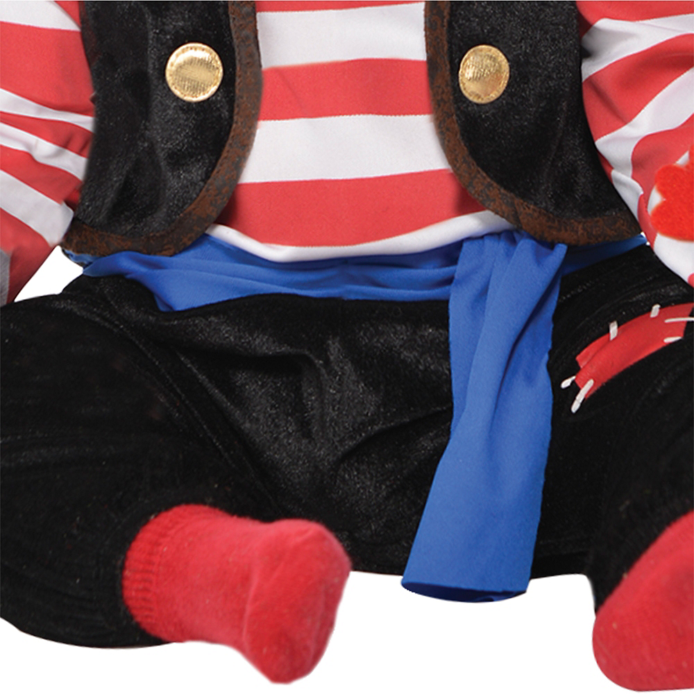 Baby Buccaneer Pirate Costume Image #4