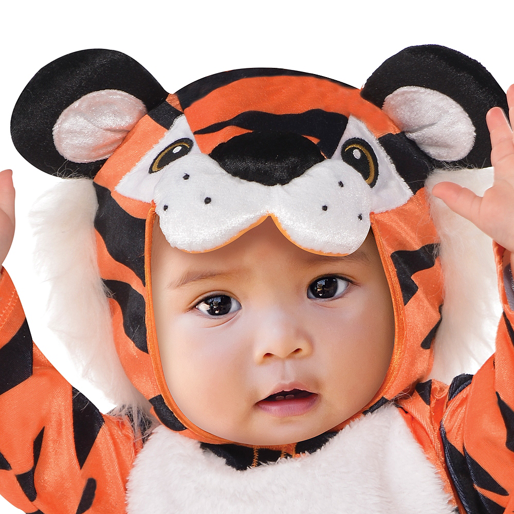 Baby Tiny Tiger Costume Image #2