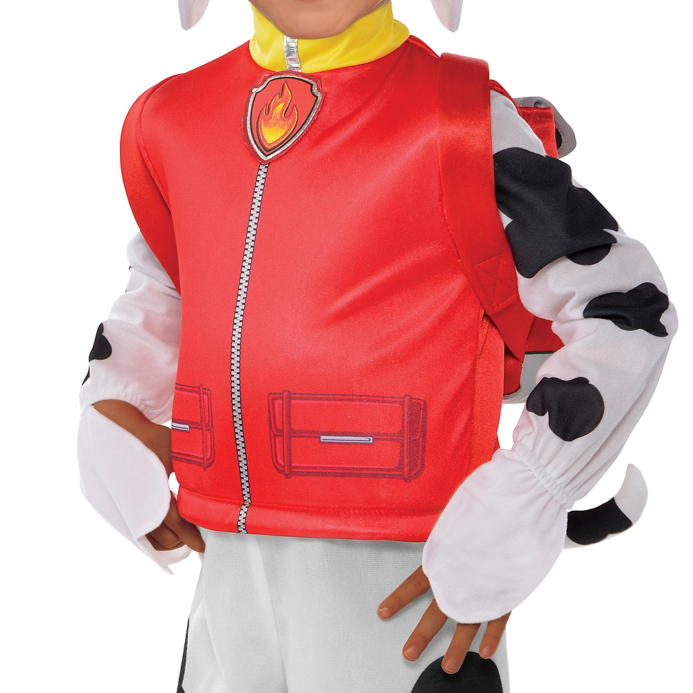 Toddler Boys Marshall Costume - PAW Patrol