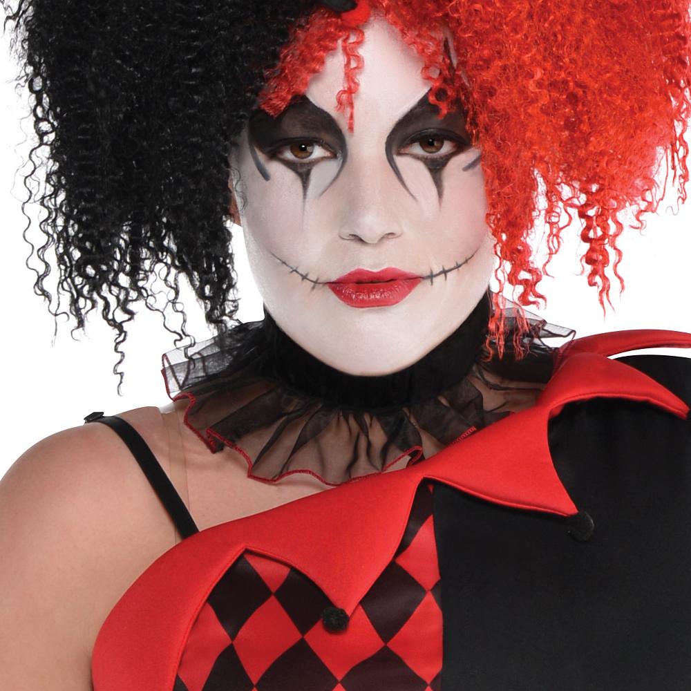 Adult Jesterina Costume Plus Size Image #3