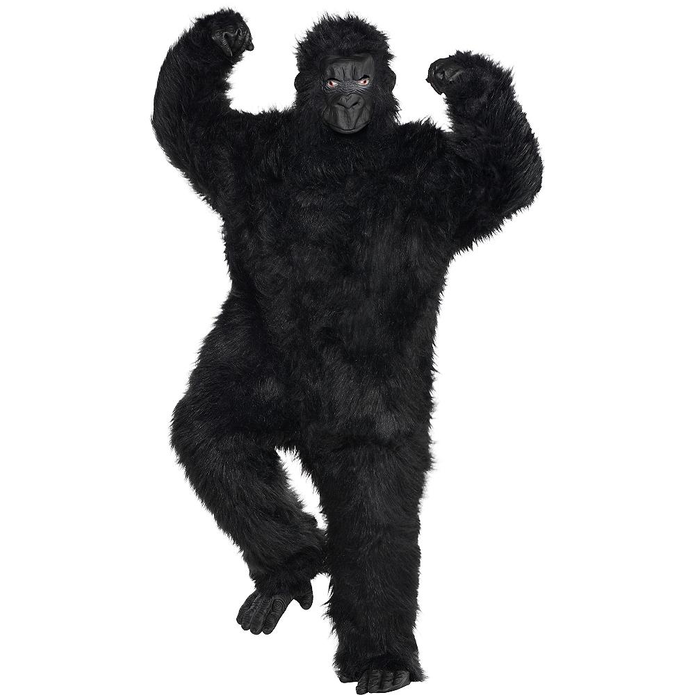 Adult Gorilla Guy Costume Plus Size Image #1