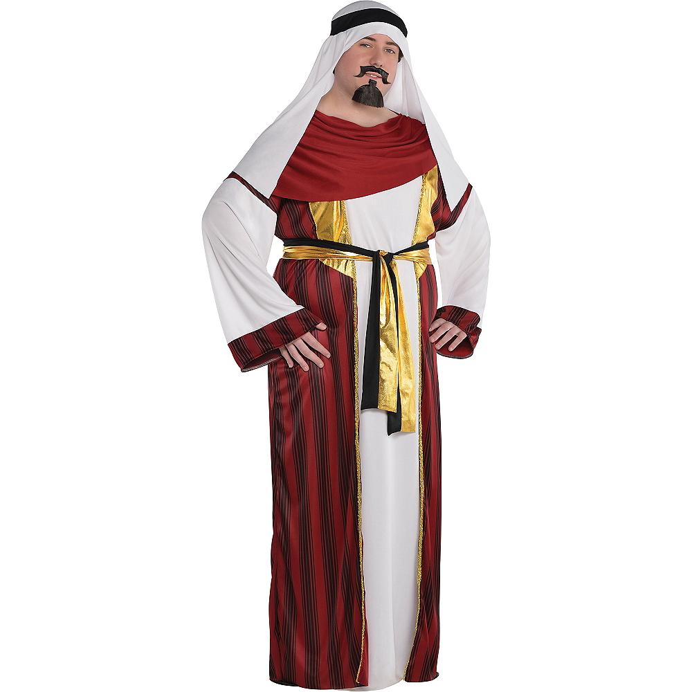 Adult Sahara Prince Costume Plus Size Image #1