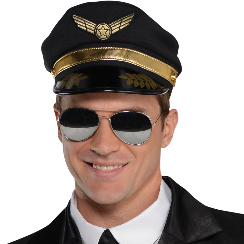 Adult Captain Wingman Pilot Costume Image #2