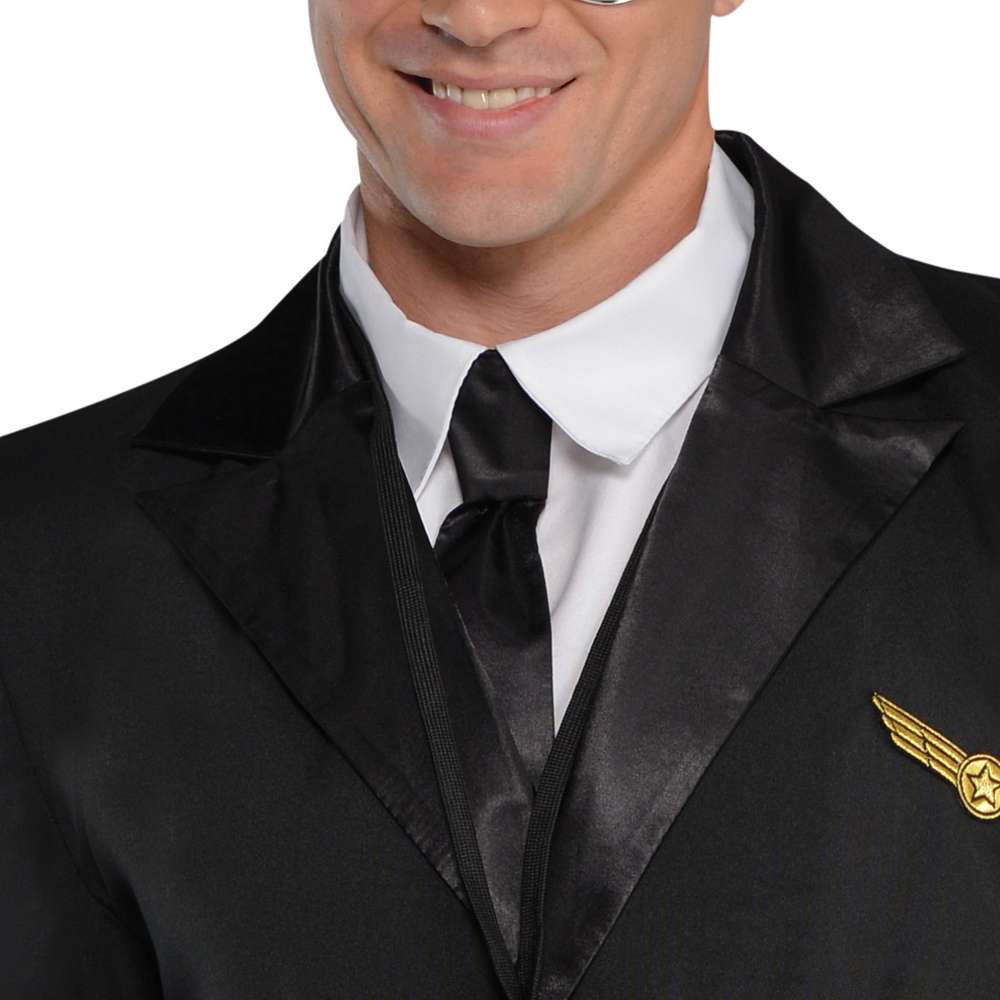 Adult Captain Wingman Pilot Costume Image #3