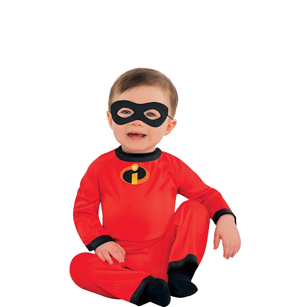 Baby Jack Jack Costume - The Incredibles Image  1 ... 6cd7276302f1